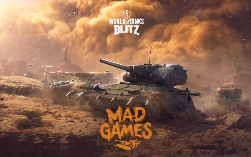 В World of Tanks Blitz появятся танки дизайнера «Безумный Макс: Дорога ярости»