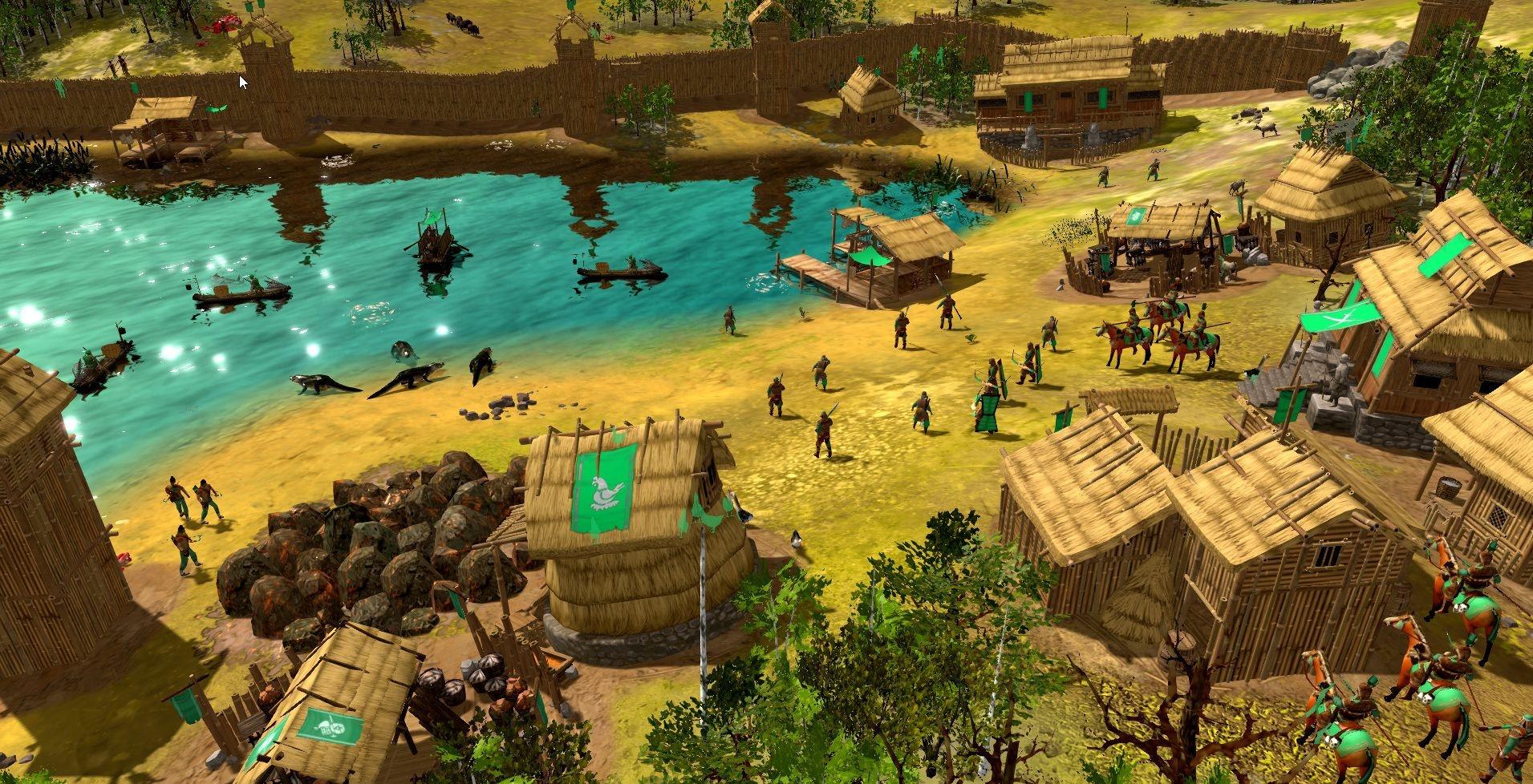Псевдоисторическая стратегия War Selection появилась в раннем доступе Steam