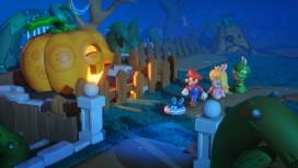 Nintendo представила на gamescom «Mario + Rabbids: Битва за королевство»