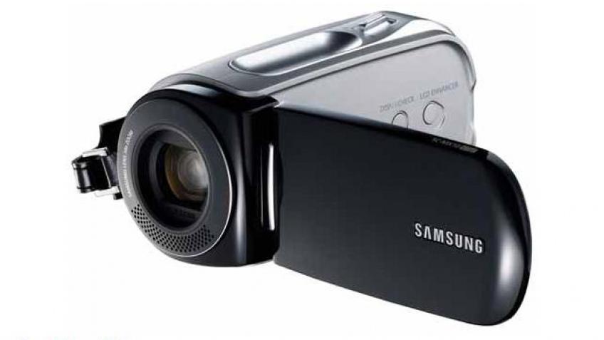Samsung представила свежий камкордер