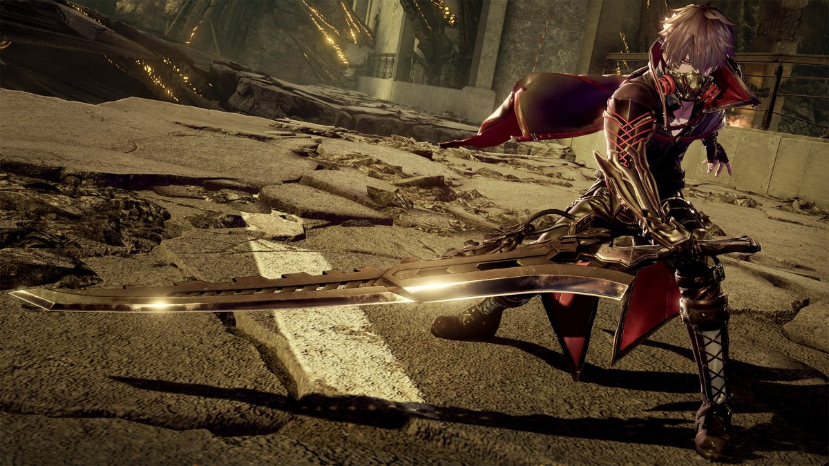Авторы Code Vein представили нового босса — Successor of the Claw
