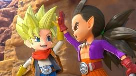 Dragon Quest Builders2 выйдет на Западе