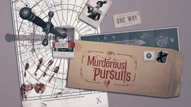 Авторы The Ship: Remastered готовят смертельную вечеринку Murderous Pursuits