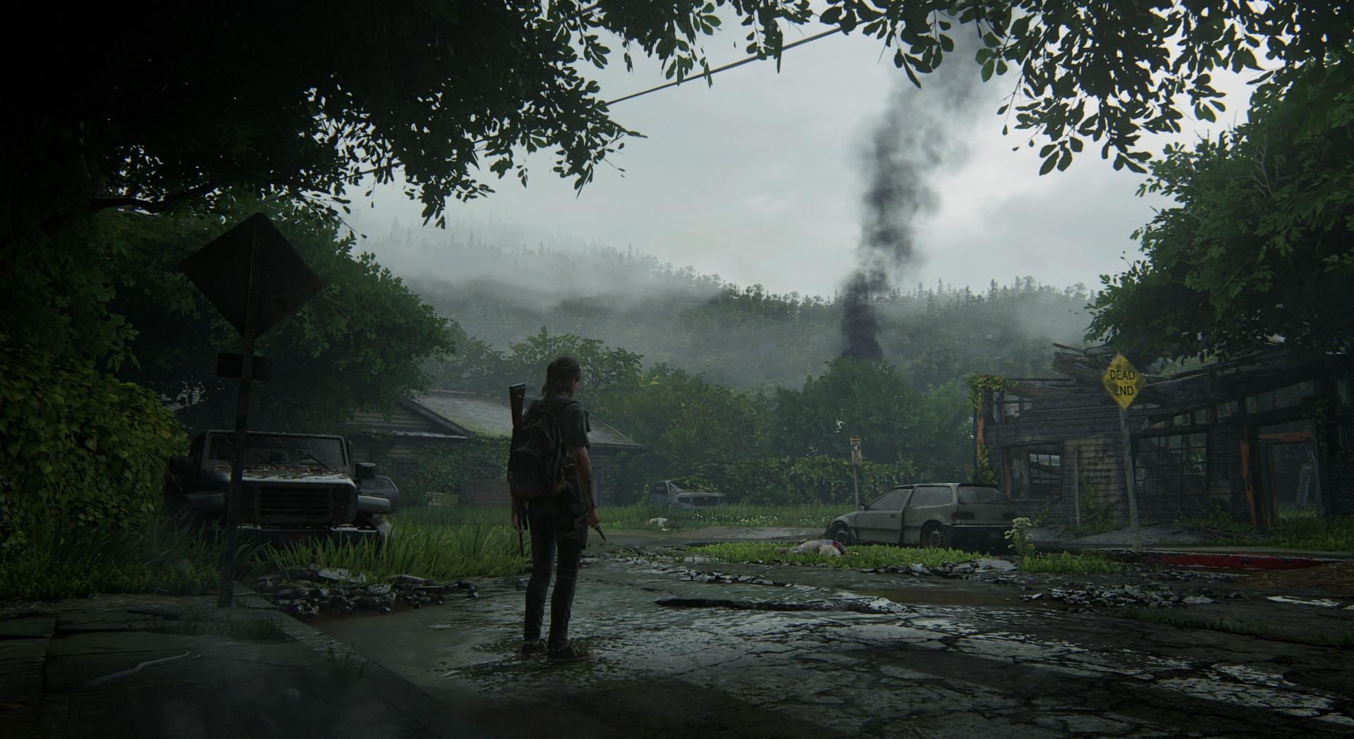 Очеловечивание врагов, собаки и F.E.A.R. — журналисты сыграли в The Last of Us: Part II