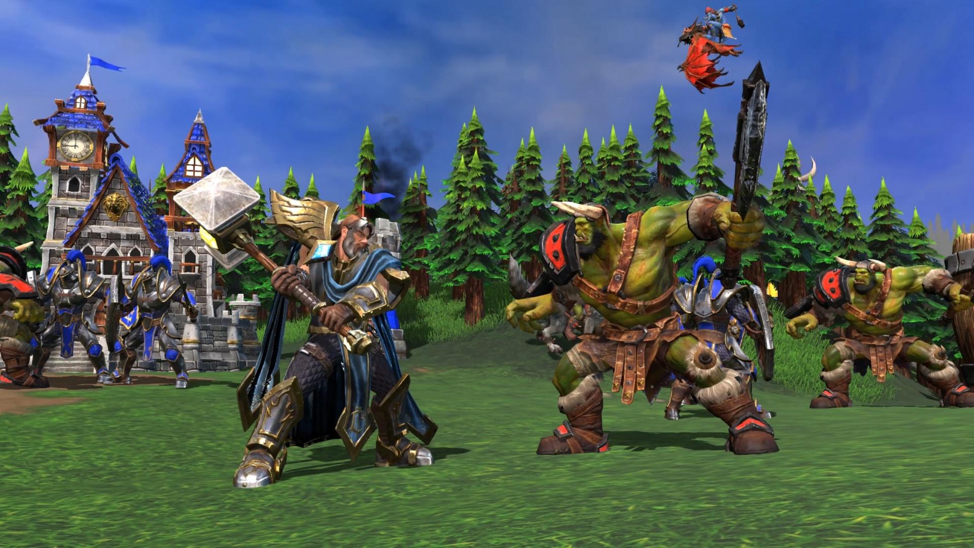 «Яндекс.Навигатор» заговорил голосами Иллидана и Архимага из Warcraft III