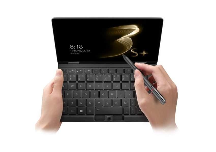 Мини-ноутбук One Mix3 использует процессоры Amber Lake-Y десятого поколения