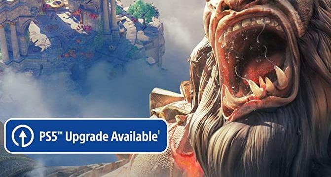 Как на обложках игр для PS4 будут сообщать об апгрейде до PlayStation 5?