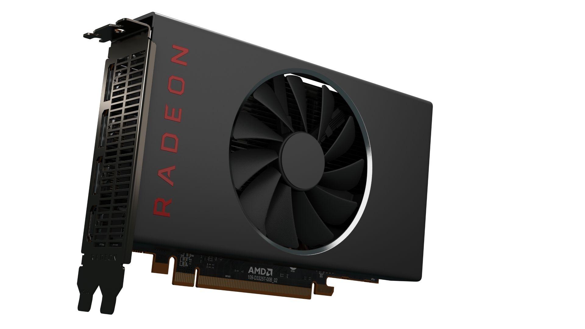 Видеокарты AMD Radeon RX 5500 появятся на рынке12 декабря
