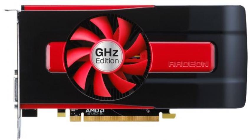AMD официально представила Radeon HD 7770 GHz Edition и Radeon HD 7750