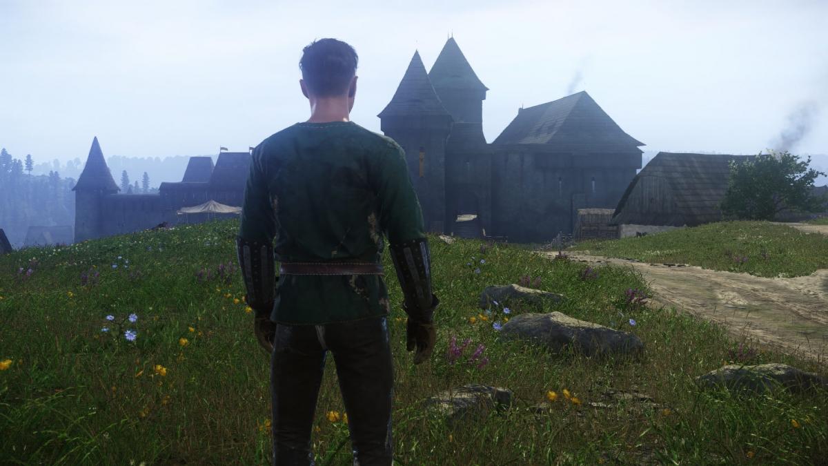 В Kingdom Come: Deliverance на РС теперь можно поиграть от третьего лица