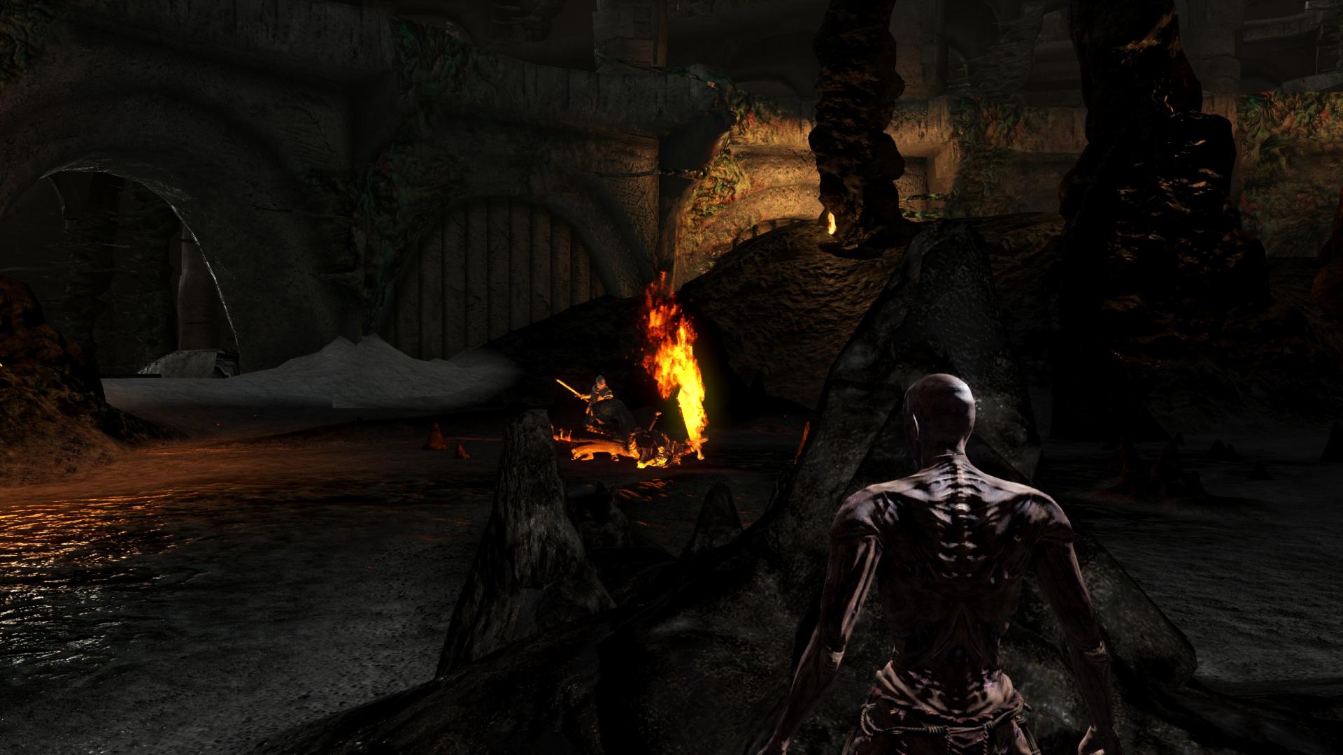 Первые18 минут геймплея Dark Souls: Nightfall — фанатского сиквела Dark Souls