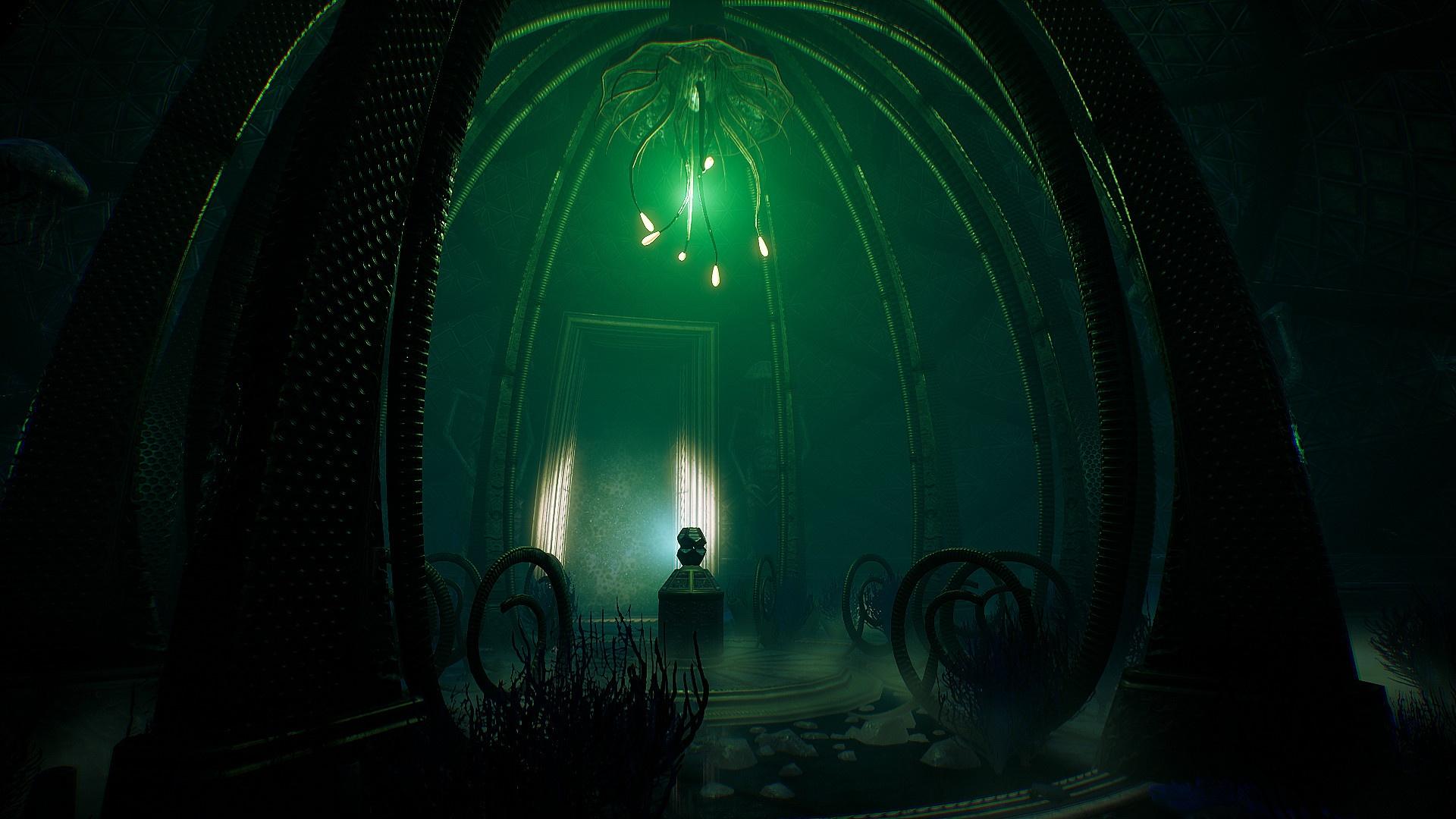 Лавкрафт в стиле киберпанк: авторы Conarium и Darkness Within анонсировали Transient
