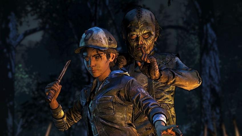 Сегодня возобновилась разработка заключительного сезона The Walking Dead