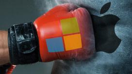 Apple недовольна показаниями Microsoft на суде и пытается признать их некорректными