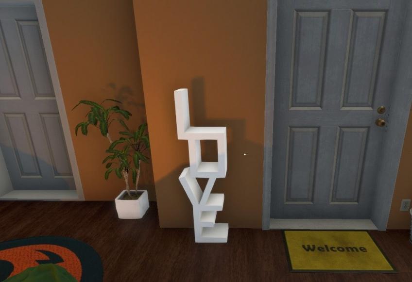В House Flipper приходит любовь