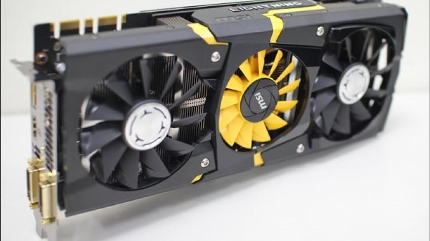 MSI GeForce GTX 780 Lightning: быстрее, чем Titan