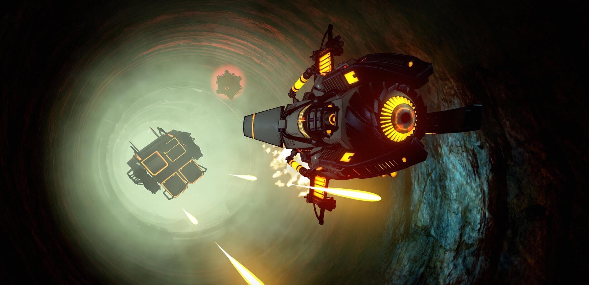 На создателей Descent: Underground подали в суд
