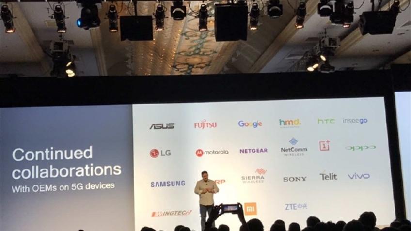 Названы компании, которые выпустят 5G-смартфоны в 2019 году