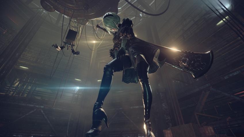 Стали известны системные требования NieR: Automata — на PC игра выйдет в марте