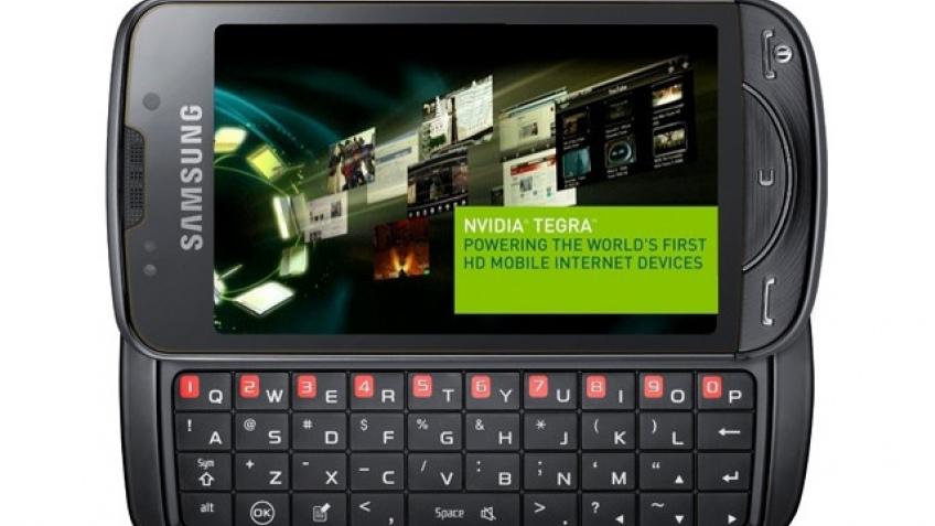 Samsung готовит смартфон на основе Tegra