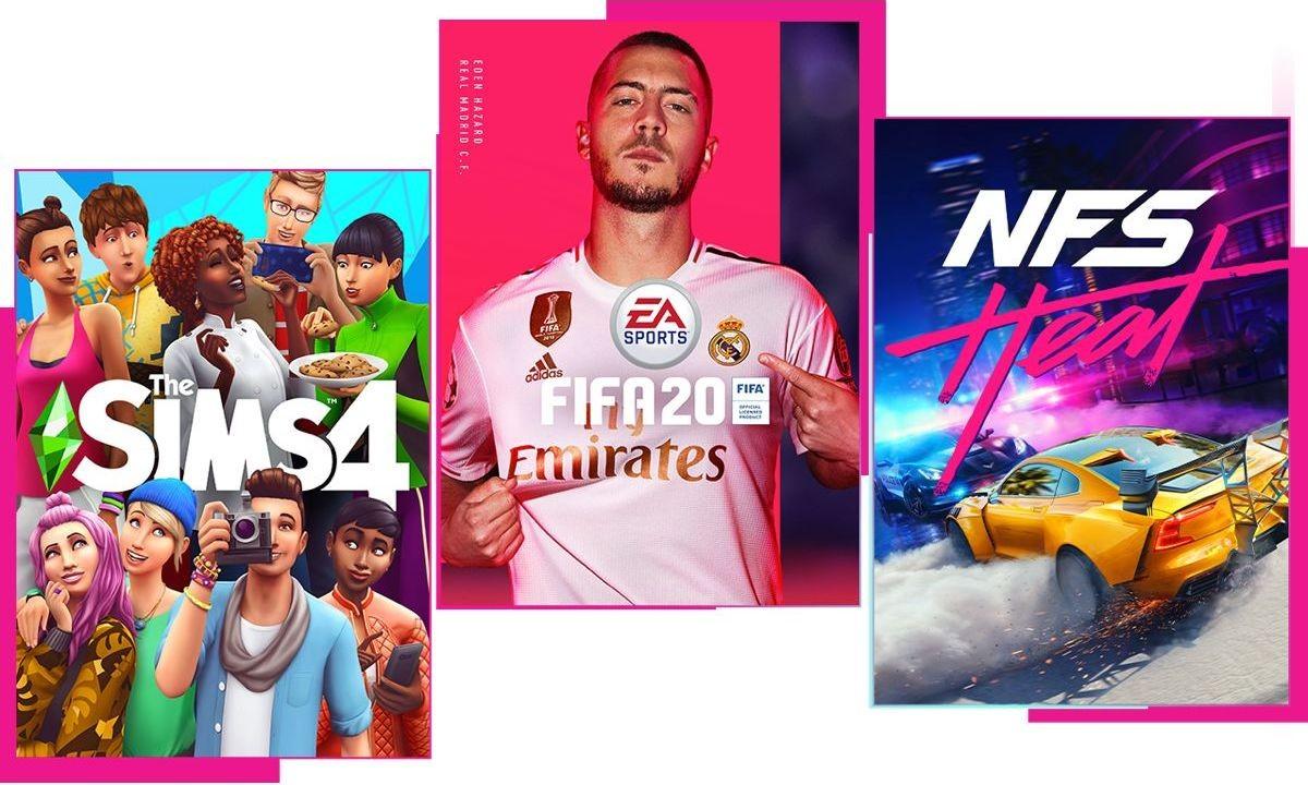 В Origin началась «Чёрная пятница»: Anthem, FIFA 20, The Sims4, Battlefield V