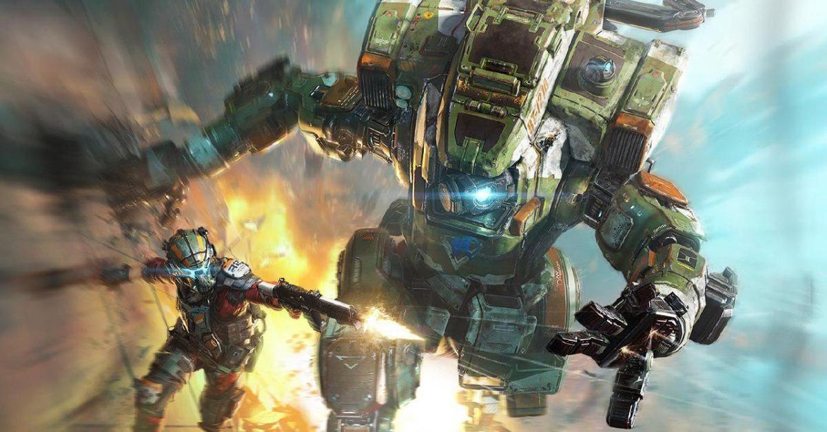 Titanfall2 появится в Origin Access на этой неделе