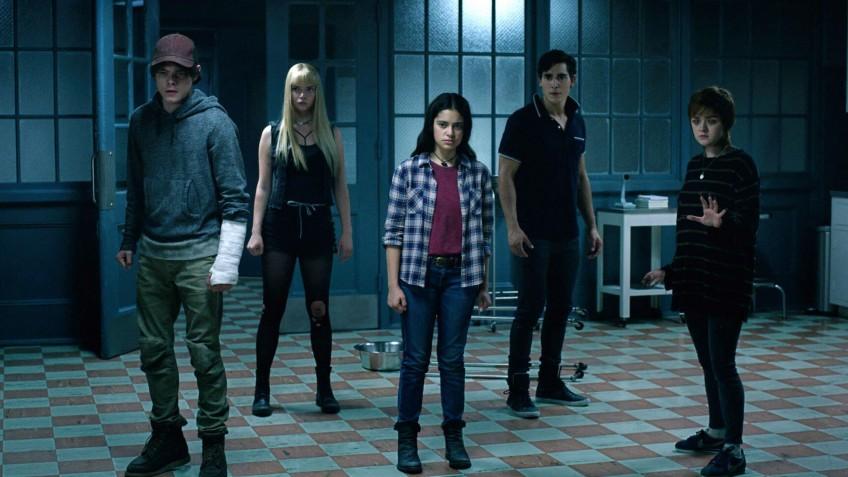 «Новые мутанты» получили возрастной рейтинг PG-13