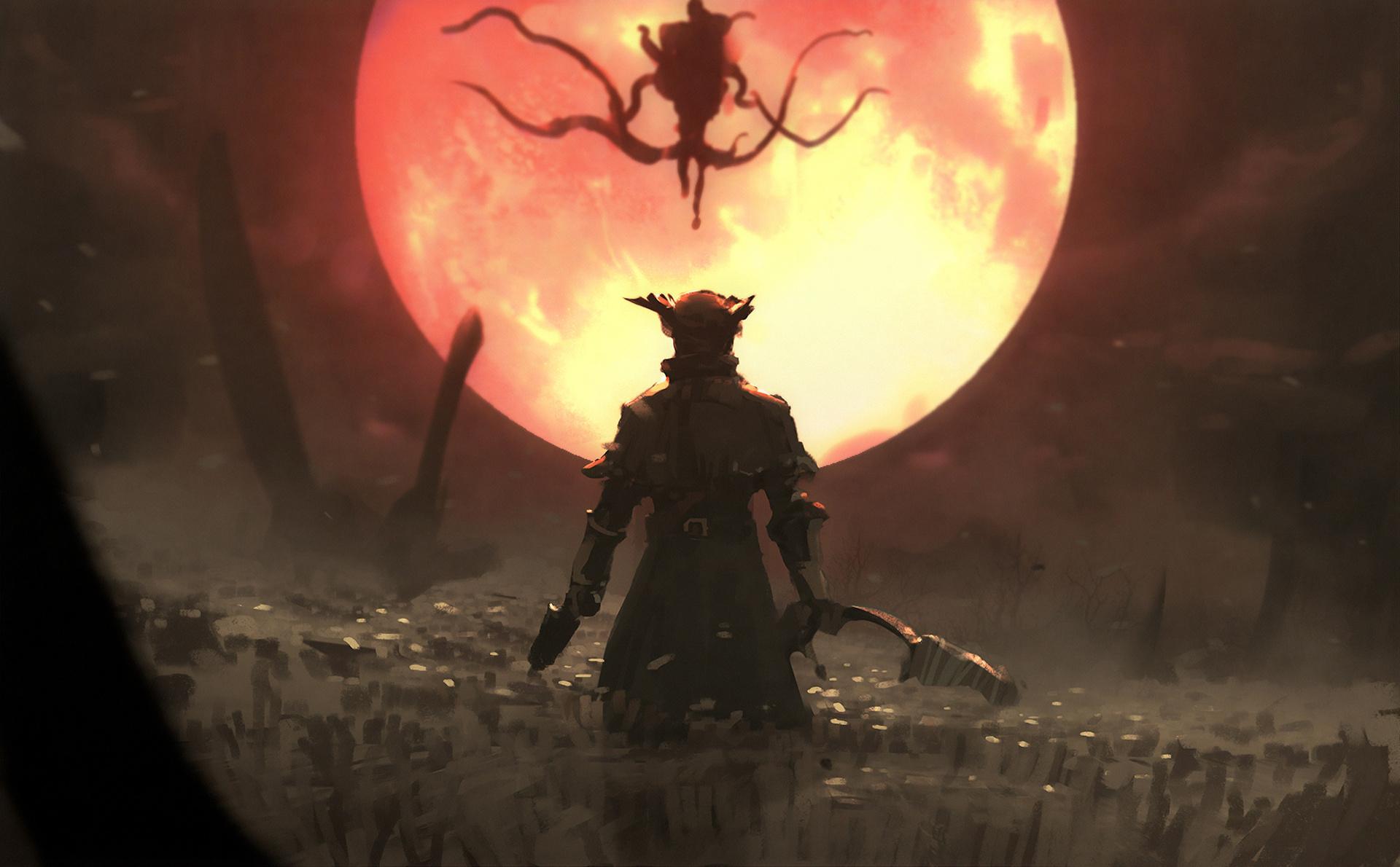 Если верить свежим слухам, на PS5 и РС выйдет ремастер Bloodborne