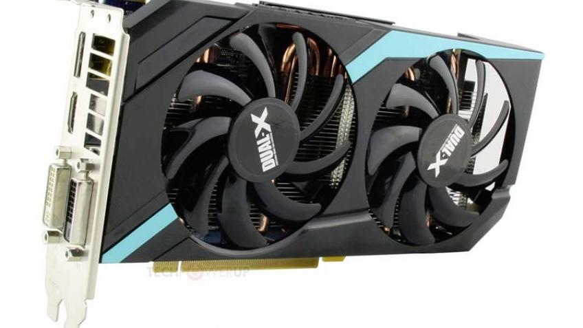 Sapphire представила видеокарту Radeon HD 7870 Dual-X Edition