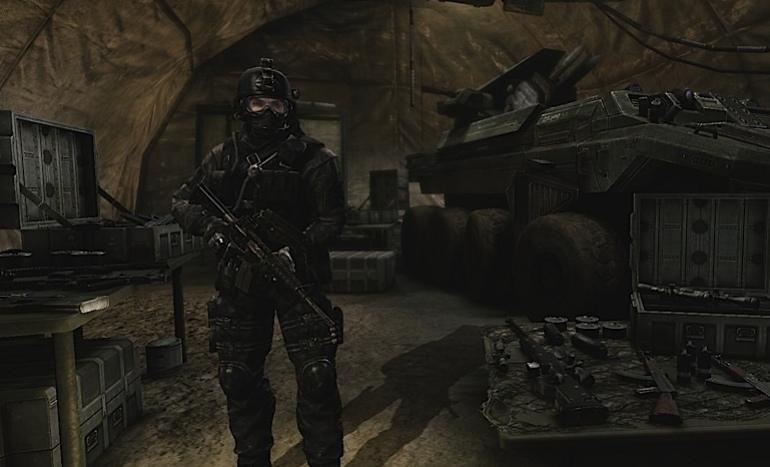 Epic Games работает над шутером Mercenary Ops