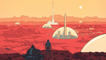 Surviving Mars раздают бесплатно в Steam