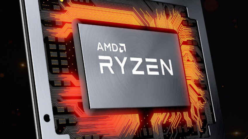 Гибрид AMD Ryzen 4700G в разгоне оказался быстрее «чистых» CPU
