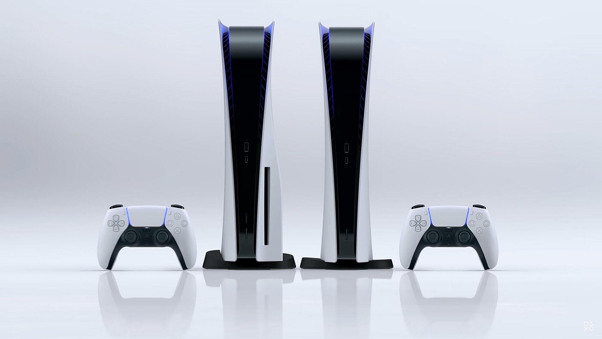PlayStation5 получила свежее обновление прошивки