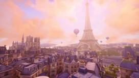 Карта «Париж» уже доступна на всех серверах Overwatch