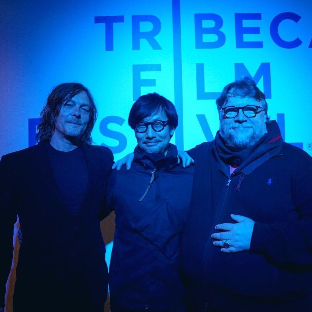 Связующее звено: что Хидео Кодзима рассказал на Tribeca Film Festival о Death Stranding?