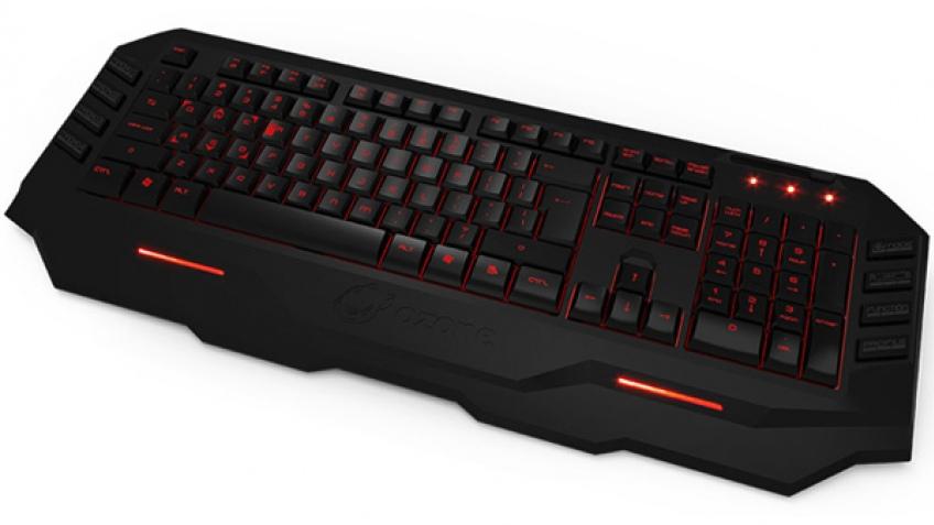 Игровая клавиатура Ozone Blade поступит в продажу в марте
