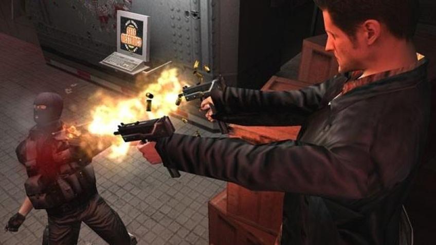Движок для Max Payne2