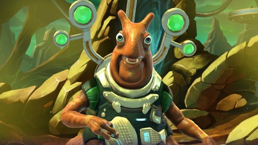 Игра Star Control: Origins вернулась в Steam