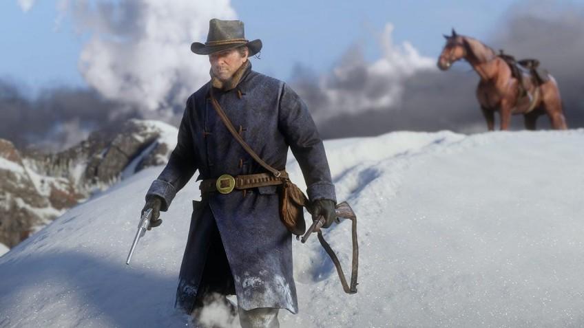 Rockstar обновила свой клиент, постаравшись исправить вылеты Red Dead Redemption2 на РС