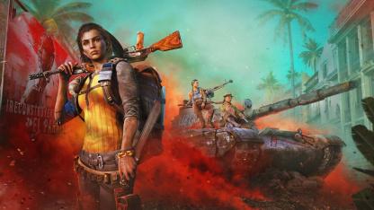 Новый трейлер Far Cry6 посвятили технической стороне