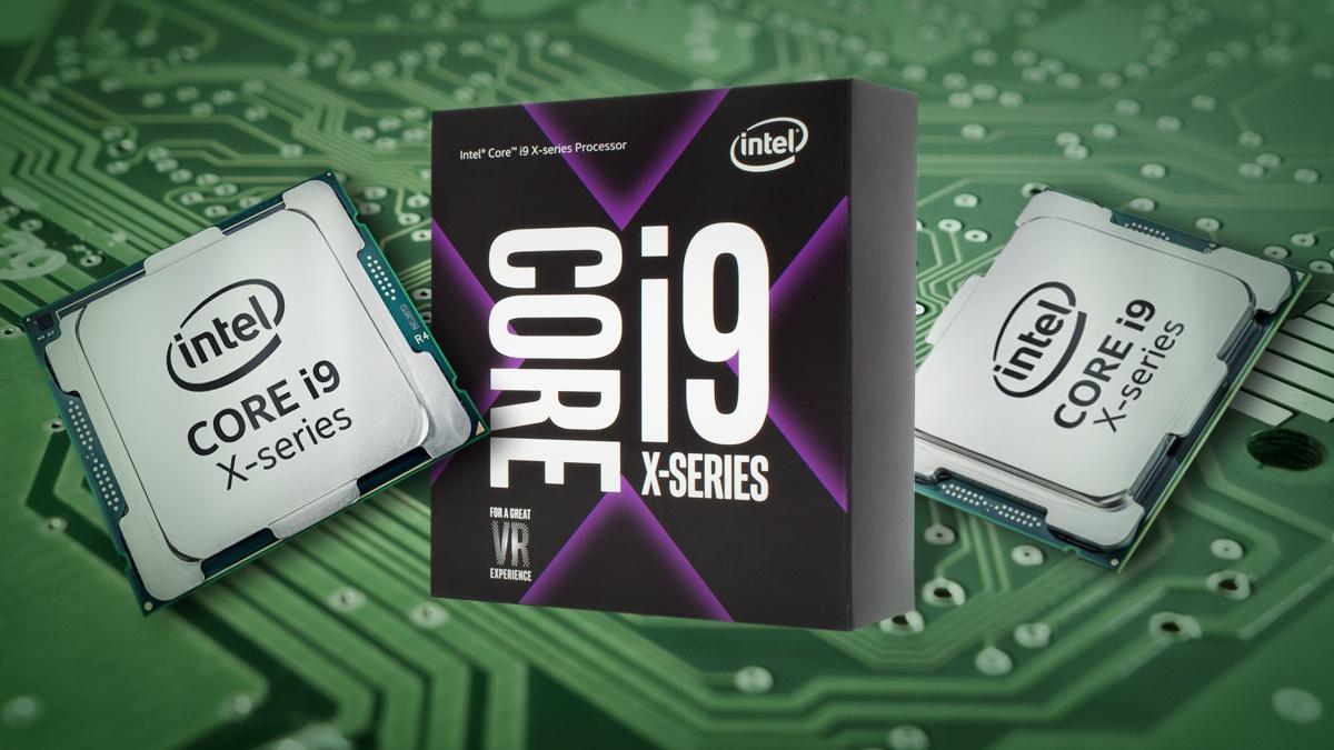 Процессор Core i9-10980XE протестировали в играх