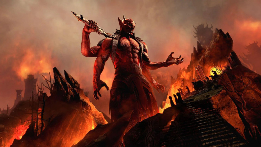 Врата Обливиона открываются: что ждёт The Elder Scrolls Online в 2021 году