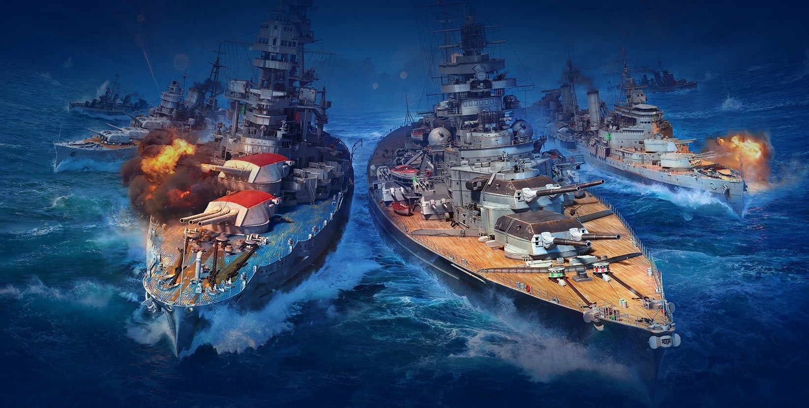 World of Warships отметит День военно-морского флота в Кронштадте