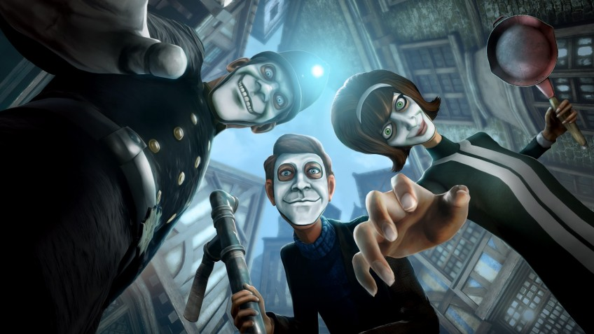 Студия Compulsion Games выпустила документалку о работе над We Happy Few