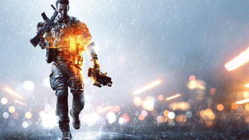 Battlefield4 получила новый «пользовательский интерфейс»