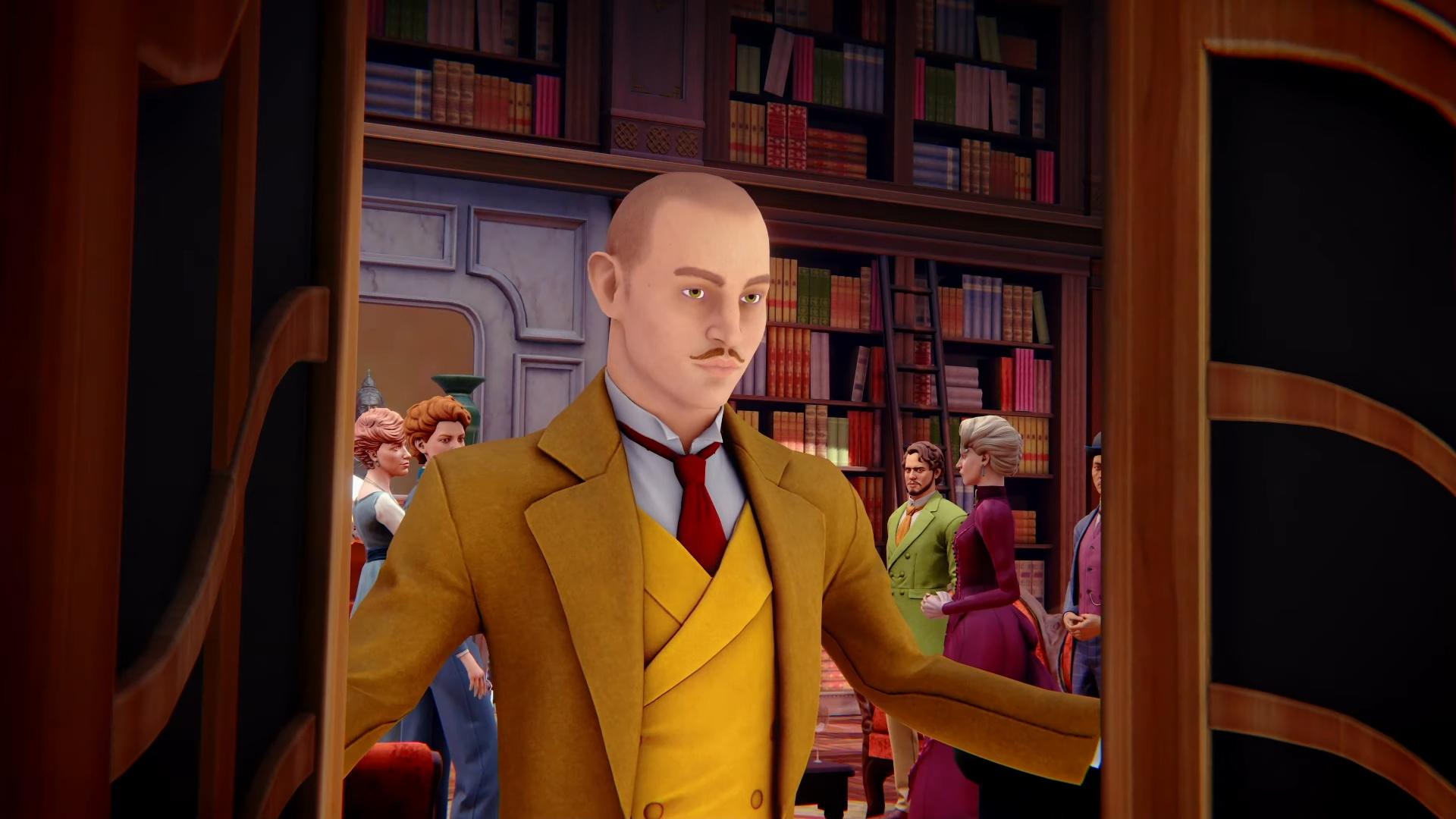 Вышел приключенческий детектив Agatha Christie - Hercule Poirot: The First Cases