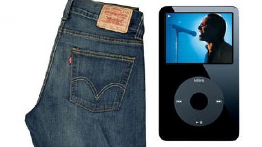 Джинсы для iPod