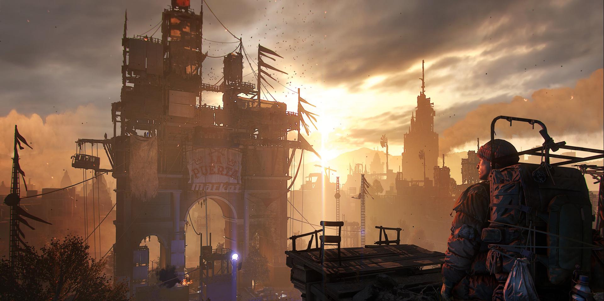 Авторы Dying Light2 рассказали о заброшенных зданиях и их назначении