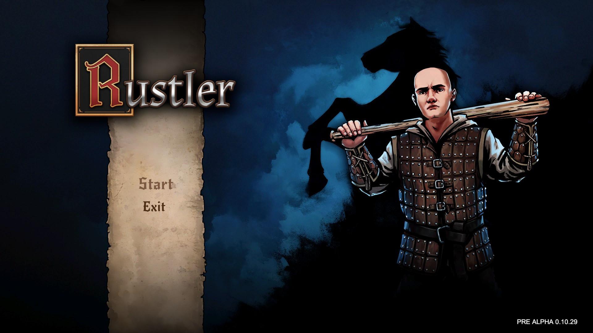 Дату релиза средневековой GTA Rustler назвали в «живом» трейлере