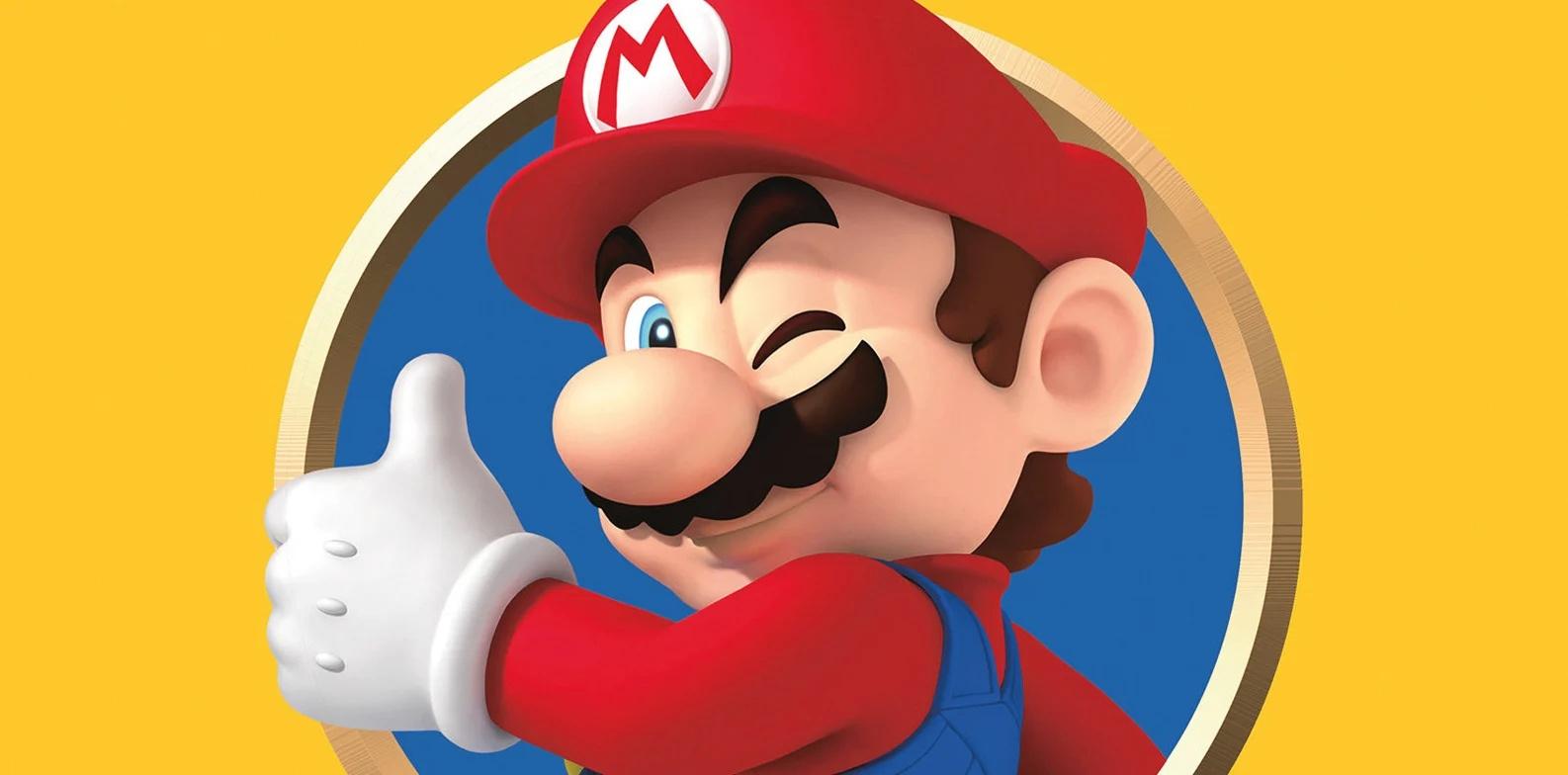 Полнометражная CG-экранизация Super Mario выйдет в 2022 году